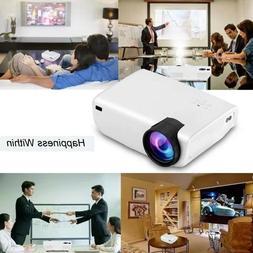 8000 Lumens 1080P WiFi 3D 4K HD LED Mobile Phone Wireless Pr