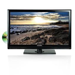 AXESS TVD1801-24 24-Inch 1080p LED HDTV, Features 12V Car Co