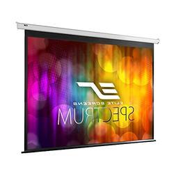 Elite Screens Spectrum, 100-inch Diag 4:3, Electric Motorize