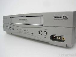 Emerson EWV603A 4-Head Hi-Fi VCR