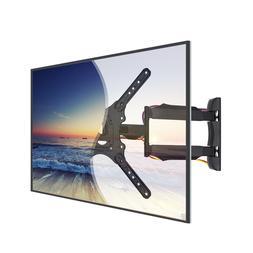 Full Motion TV Wall Mount Swivel Bracket 32 40 42 47 55 Inch