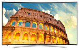"""H8000 Series UN65H8000AFXZA 65"""" Curved Panel Full"""
