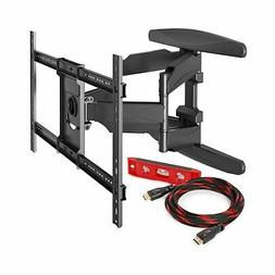 Heavy-Duty Full Motion TV Wall Mount - Articulating Swivel B