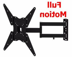 Husky Mount Full Motion TV Wall Mount Tilt Swivel Heavy Duty