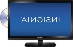 "Insignia - 20"" Class  - LED - 720p - HDTV DVD Combo - Black"