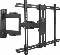 "Kanto - Full-motion Tv Wall Mount For Most 37"" - 60"" Flat-pa"