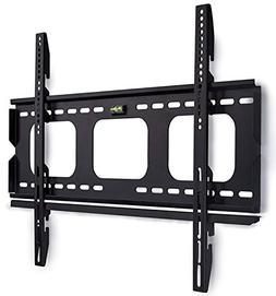 """Mount-It! Low-Profile TV Wall Mount 1"""" Slim Fixed Bracket fo"""