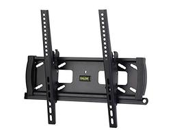 Mount-It! Lockable Anti-Theft TV Wall Mount Low-Profile Tilt