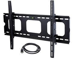 Mount-It! MI-303B Tilt TV Wall Mount Bracket for LCD, LED, o
