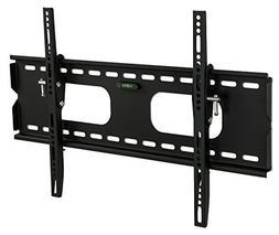 Mount-It! Low-Profile Tilting TV Wall Mount Bracket for 32-6