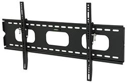 Mount-It! Low-Profile Tilting TV Wall Mount Bracket for 75 7