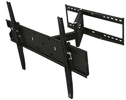 Mount-It! Swivel TV Wall Mount Full Motion for Flat Screens,