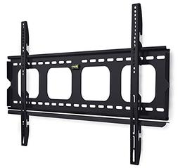 Mount-It! Fixed TV Wall Mount Bracket Slim Low-Profile for 5