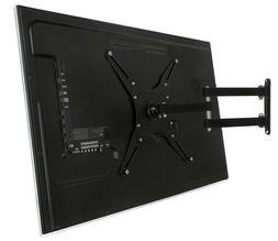 Mount-It TV Wall Mount Full Motion LCD, LED 4K TV Swivel Bra