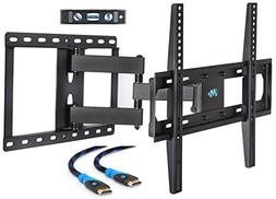Mounting Dream MD2378 TV Wall Mount Bracket with Full Motion