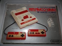 Nintendo Famicom , Original 1983 Japanese Console