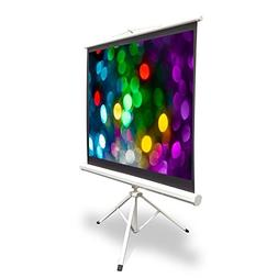 "Pyle - Pyle Pro 50"" Projector Screen - White"