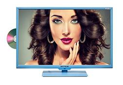 "Sceptre 32"" 720p 60Hz Class LED HDTV with Built-In DVD Playe"
