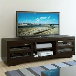 Sonax B-007-RGT Granville 66-Inch Wood Veneer TV Bench, Moch