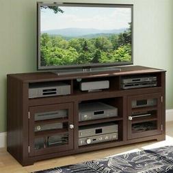 Sonax E-9462-BW West Lake 60-Inch Television Bench, Dark Esp