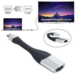 Type C USB-C to HDMI Adapter Cable For Samsung Galaxy S8/S9