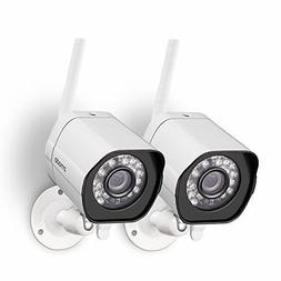 Zmodo 1080 Wireless Security Camera System  Smart HD Outdoor