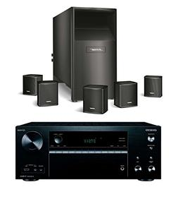 Bose Acoustimass 6 Series V Home Theater Speaker System, Bla