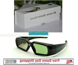 Active Shutter 3D Glasses Acer/BenQ/Sony/Optoma/Dell DLP Lin