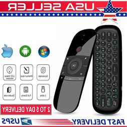 Air Mouse Keyboard Wireless Gaming Remote Control With Voice