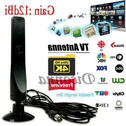 Antenna 1080P TV Digital HD 150 Mile Range Skywire TV Indoor
