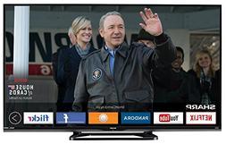 Sharp Aquos LC-55LE653U 55-inch 1080p AM120 LED Smart HDTV
