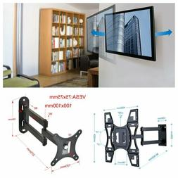 Full Motion TV Wall Mount Bracket for Samsung LG Sharp 10- 6