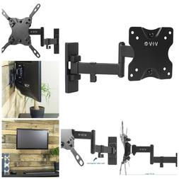 Articulating TV Wall Mount Bracket, Flat Screen Computer Mon