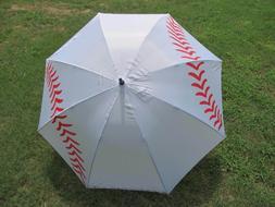 Baseball Golf Umbrella 60 Inch covers 2 adults FREE SHIPPING