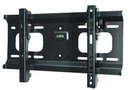 Black Adjustable Tilt/Tilting Wall Mount Bracket for JVC LT-