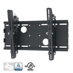 Black Adjustable Tilt/Tilting Wall Mount Bracket for UpStar