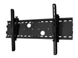 Black Tilt Wall Mount Bracket for Hitachi H55HDS69 HDTV Plas