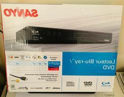 Sanyo Blu-ray Player - FWBP505F - Brand New Sealed