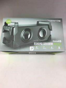 Emerson Bluetooth Rugged Wireless Speaker