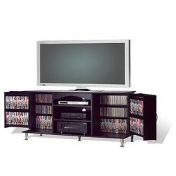 Brand New Sleek 60-inch Plasma TV Stand with Media Storage i