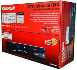 Magnavox Brand New ZV427MG9 Recorder DVD/VCR with Line-In Re