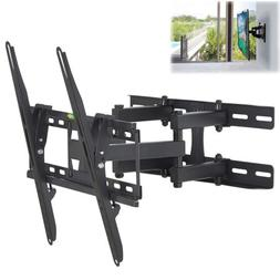Cantilever Long Arm TV Wall Mount Swivel Bracket Strong Hold