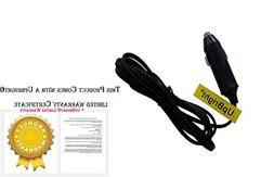 """UpBright® New Car DC Adapter For Naxa NTD-1955 19"""" Widescre"""