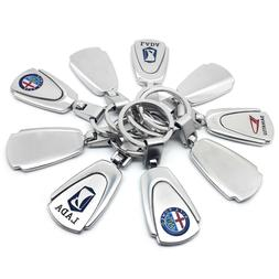 car key chain holder for opel audi