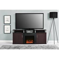"Carson Fireplace TV Console for TVs up to 70"", Multiple Colo"