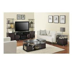 """Carson TV Stand, for TVs up to 50"""", Multiple Finishes"""