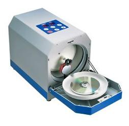 cd dvd disccheck resurfacing machine