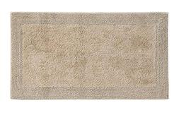 Grund Certified 100% Organic Cotton Reversible Bath Mat, Pur