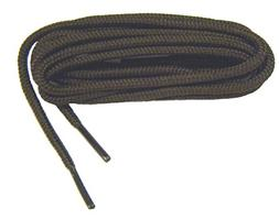 Chocolate Brown proBOOT Rugged Wear Boot Round Shoelaces -