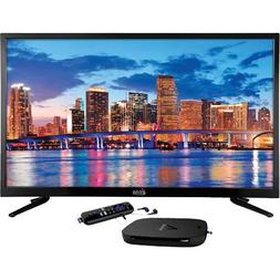 "40"" Class LED 4K Ultra HDTV With Roku 4 Streaming 4K Player"